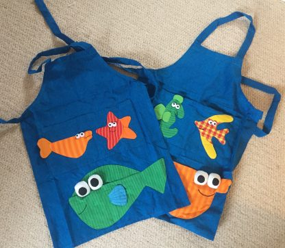 organic cotton apron fairtrade