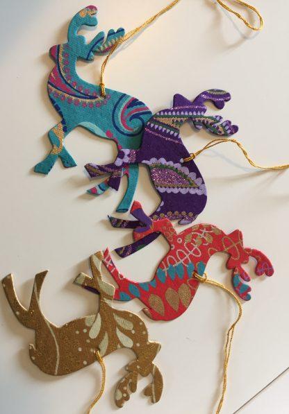 Plastic Free Zero Waste Christmas Decorations