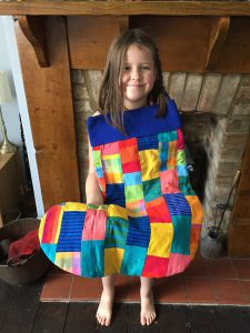 Plastic Free Party Bags Giant Stocking Child