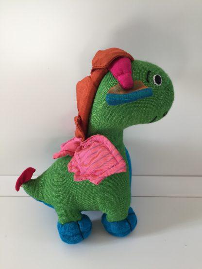 Plastic free party bags / eco toys / kapok