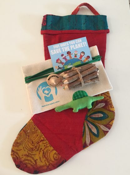 fairtrade kids christmas gift bundle zero waste