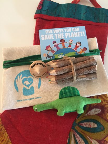 fairtrade kids christmas zero waste christmas