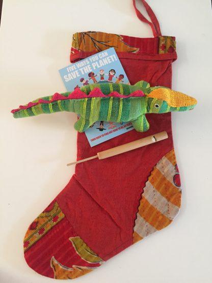 zerowaste christmas plastic free kids toys plastc free party bags christmas