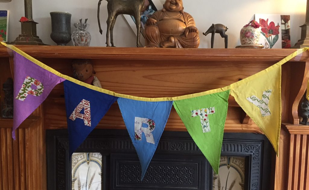 fairtrade plasticfree bunting