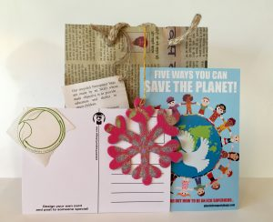 fairtrade christmas bag