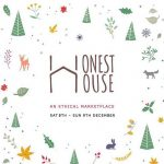 Honest House christmas Market vegan christmas market