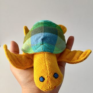 plastic free turtle toy