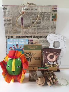 plastic free gifts for children