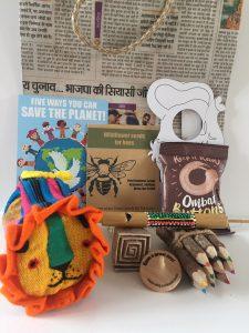 eco birthday gift kids