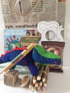 eco friendly kids gifts plastic free gift bag