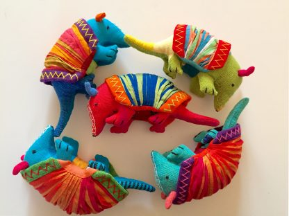 armadillo toy fairtrade toys