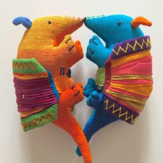 armadillo toy fairtrade toys