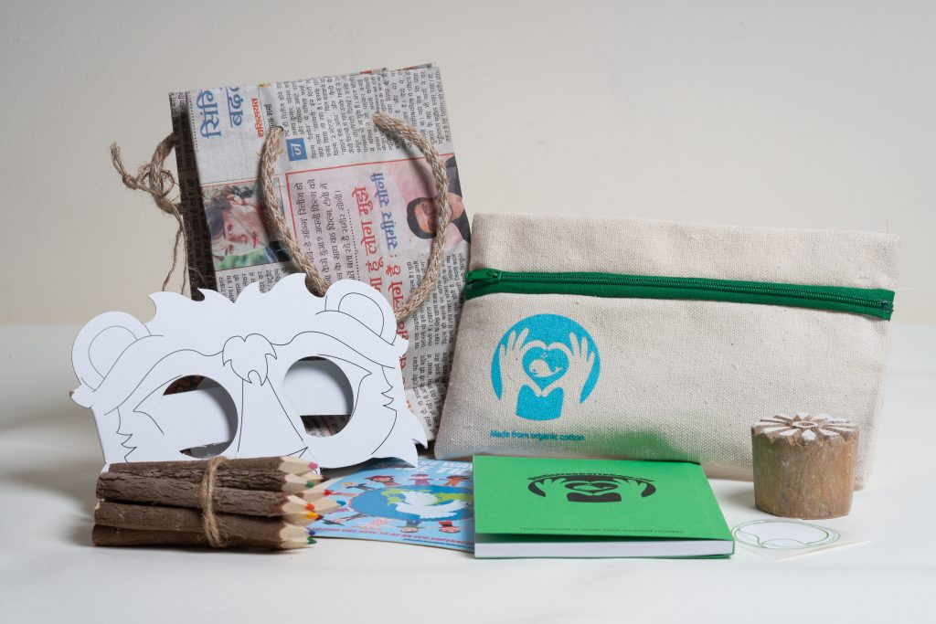 plastic free farirtrade gifts