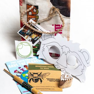 plastic free gift bags
