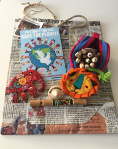 childrens Christmas gifts fairtrade