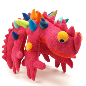 thorny devil toy