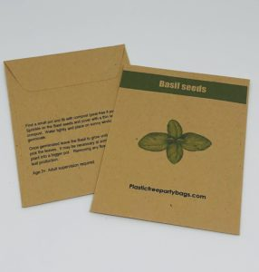 basil seeds for kids