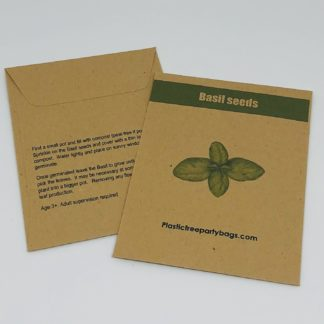basil seeds for kids