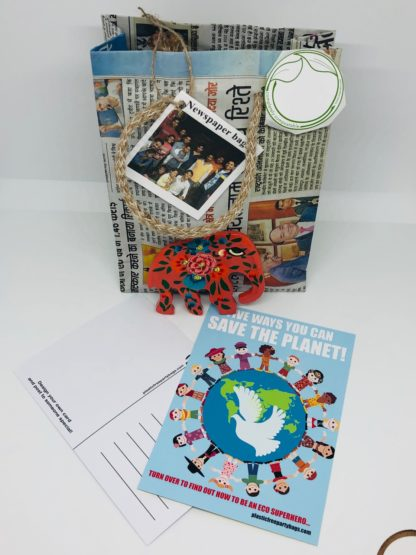 plastic free fairtrade gift