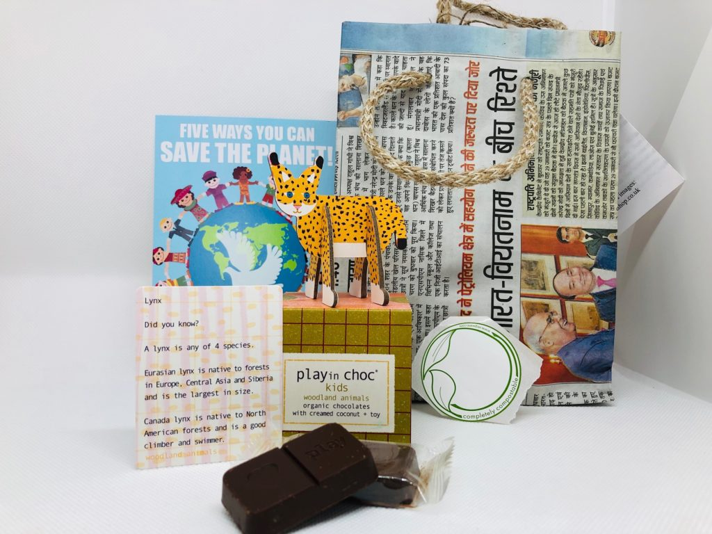 fairtrade party bags