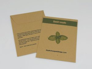 party bags seeds
