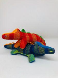crocodile toys fairtrade