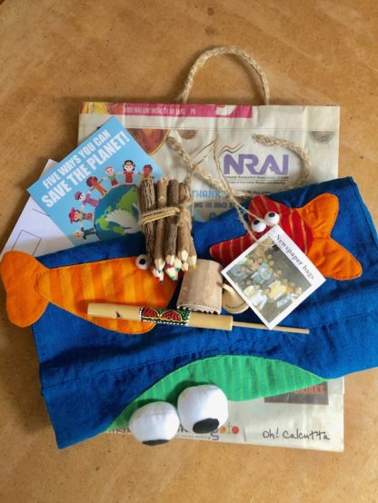 Eco party bags