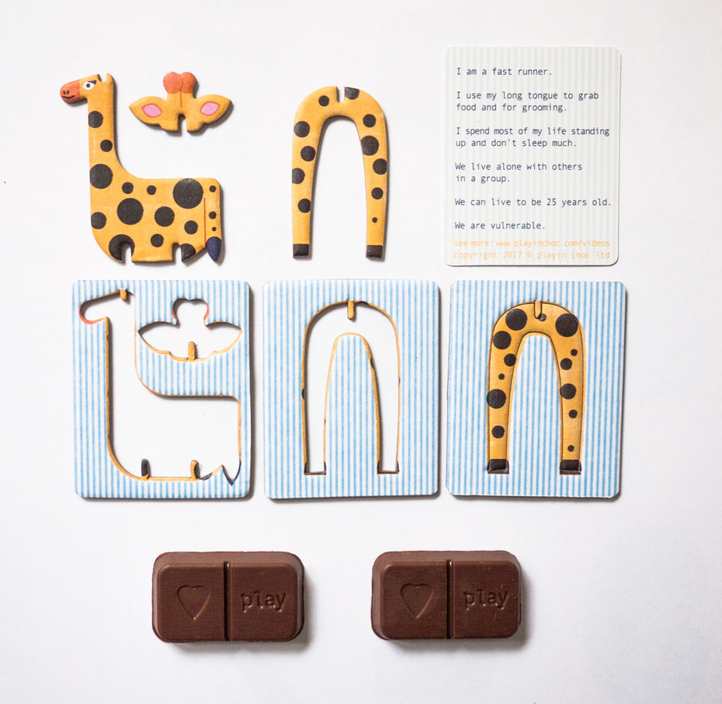 play in choc