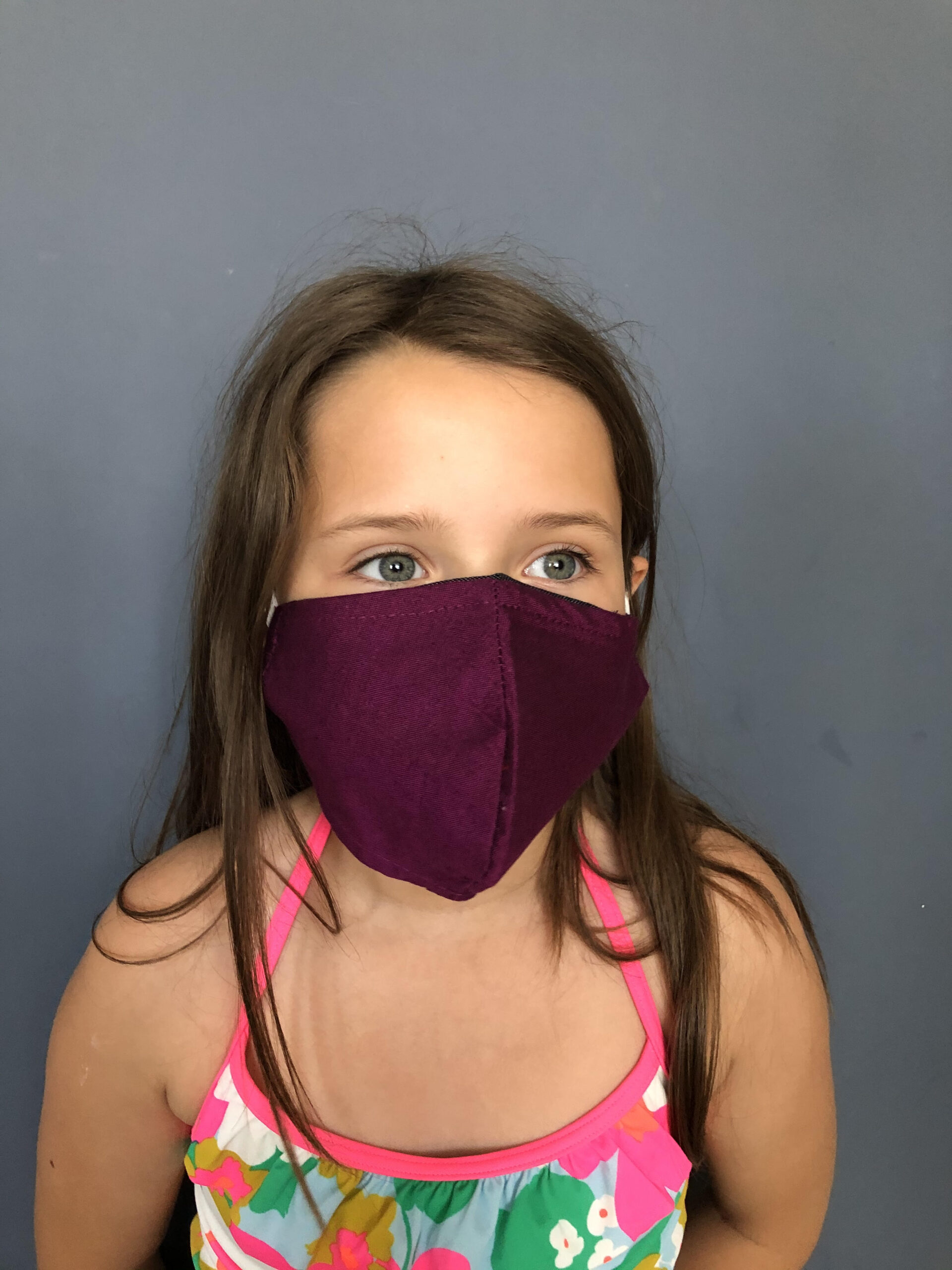 Fairtrade cotton facemask